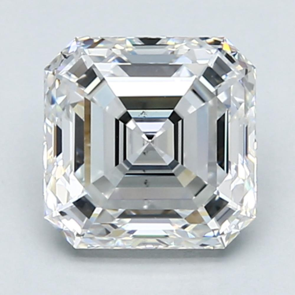 Still view of diamond