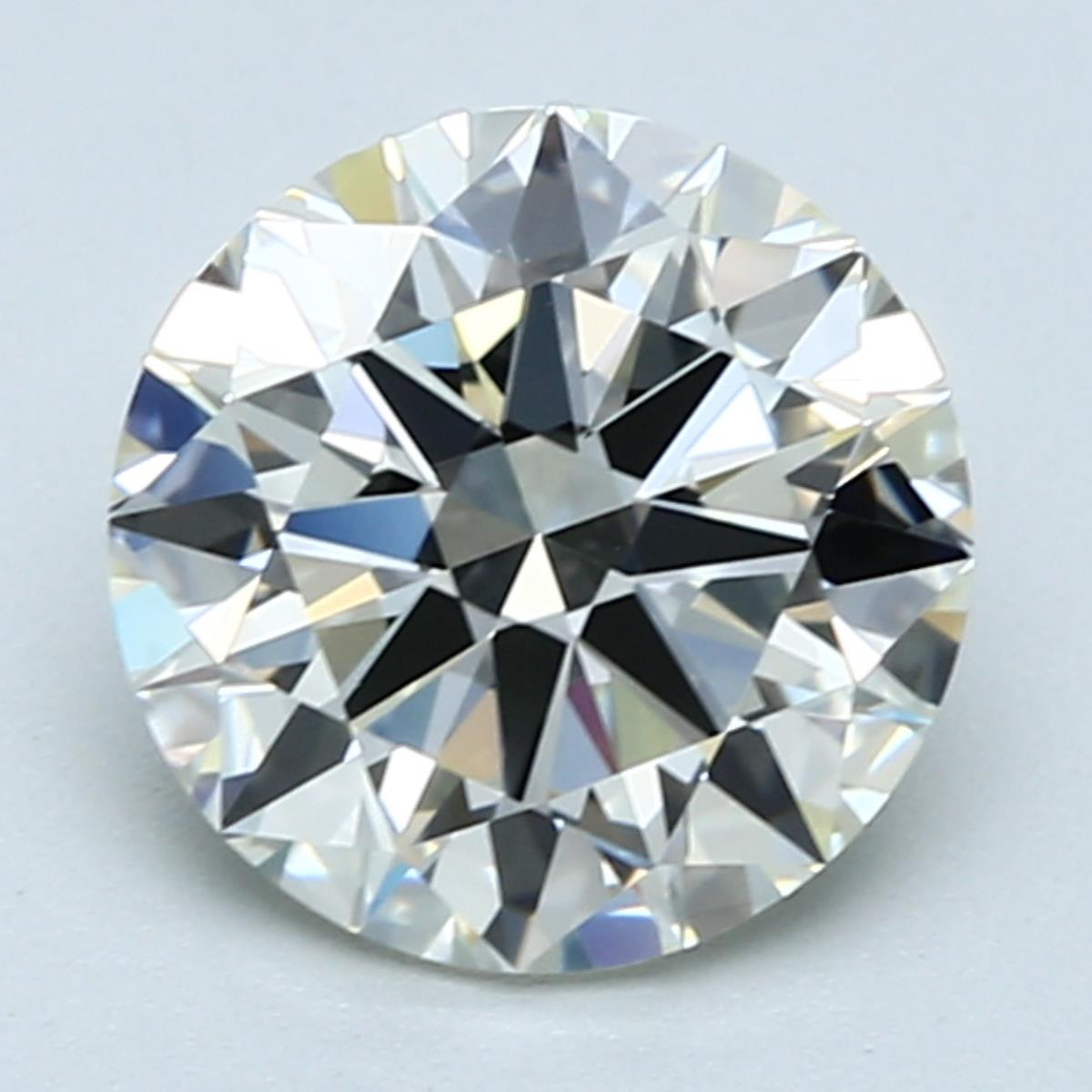 2 Carat K Color Diamond