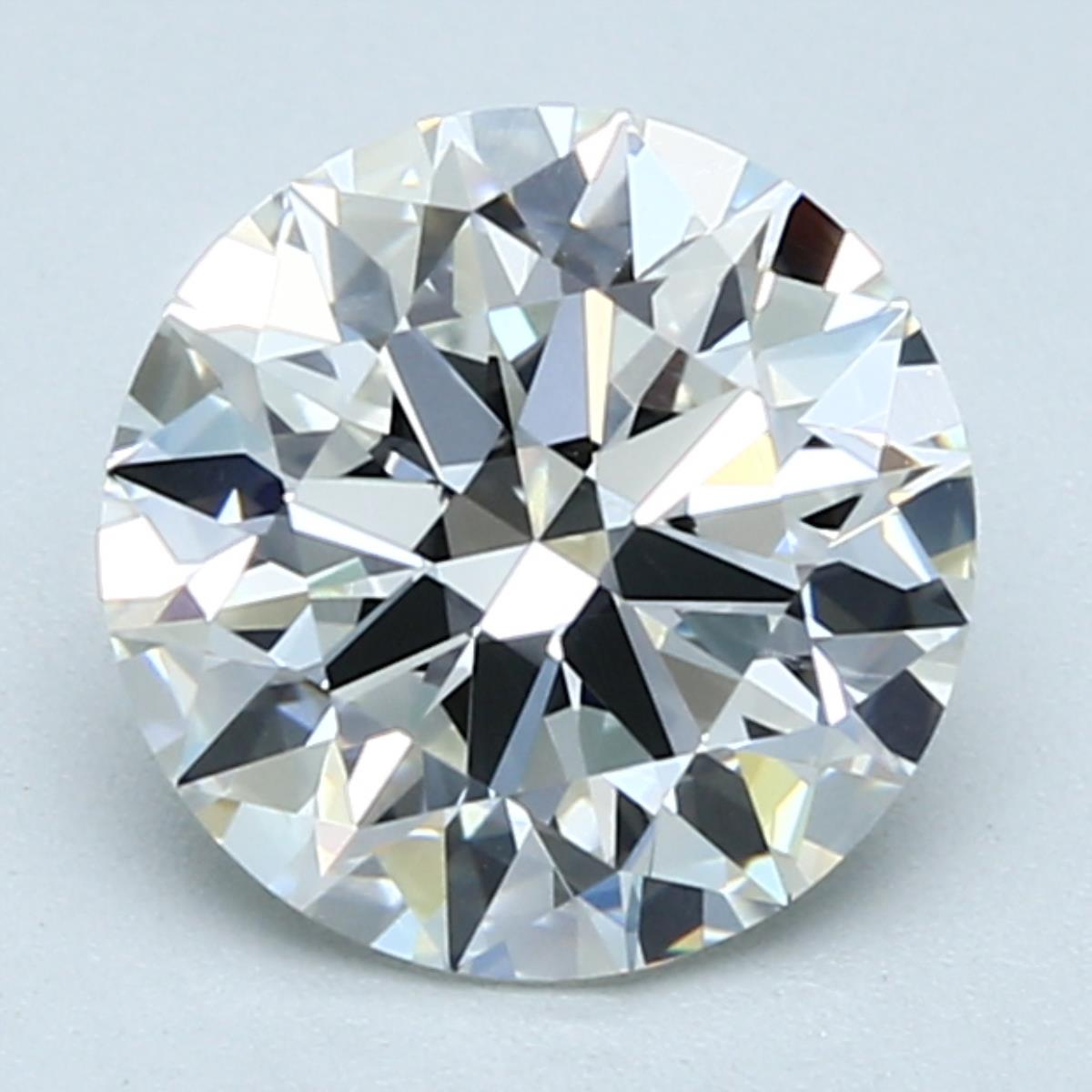 2 Carat H Color Diamond