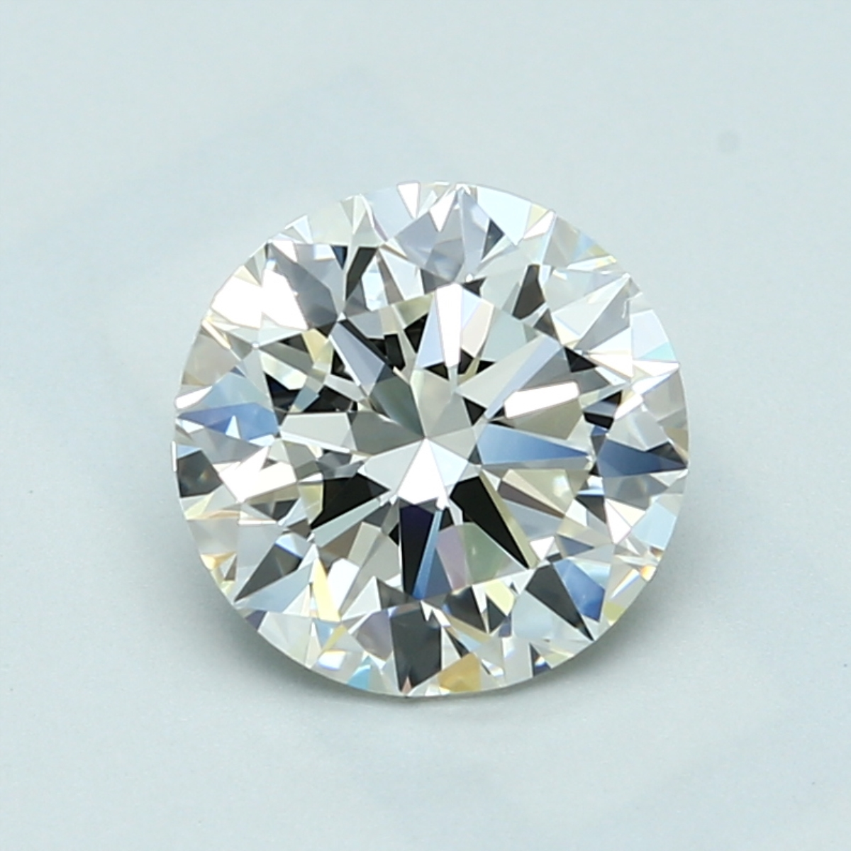 2 Carat J Color Diamond