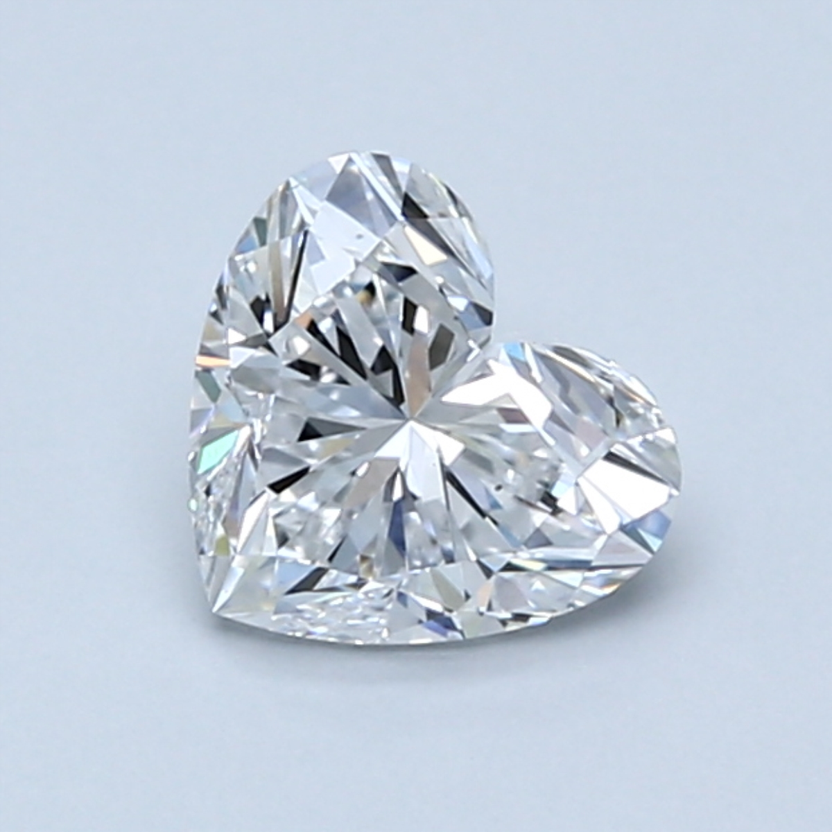 1.00-Carat Heart Shaped Diamond by Blue Nile