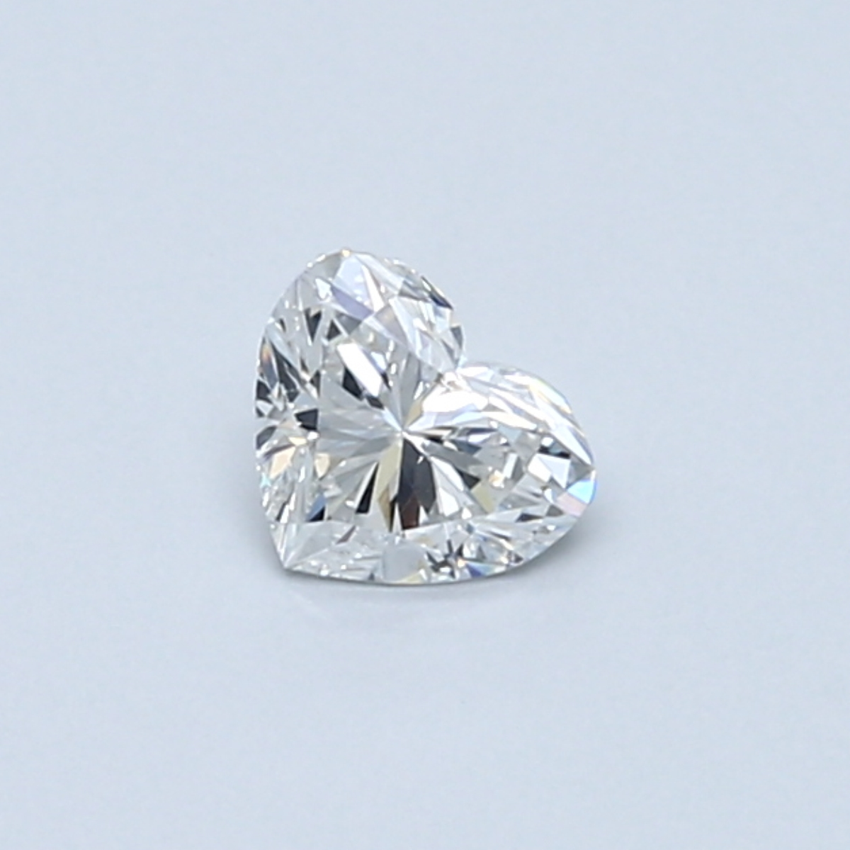 0.30-Carat Heart Shaped Diamond