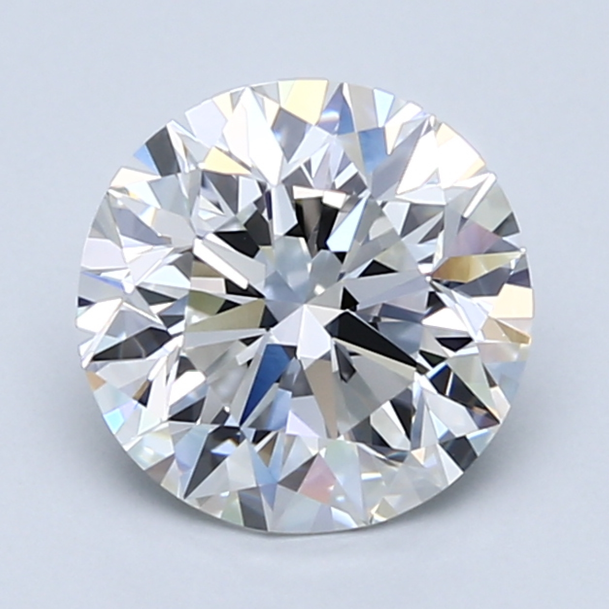 2 Carat F Color Diamond