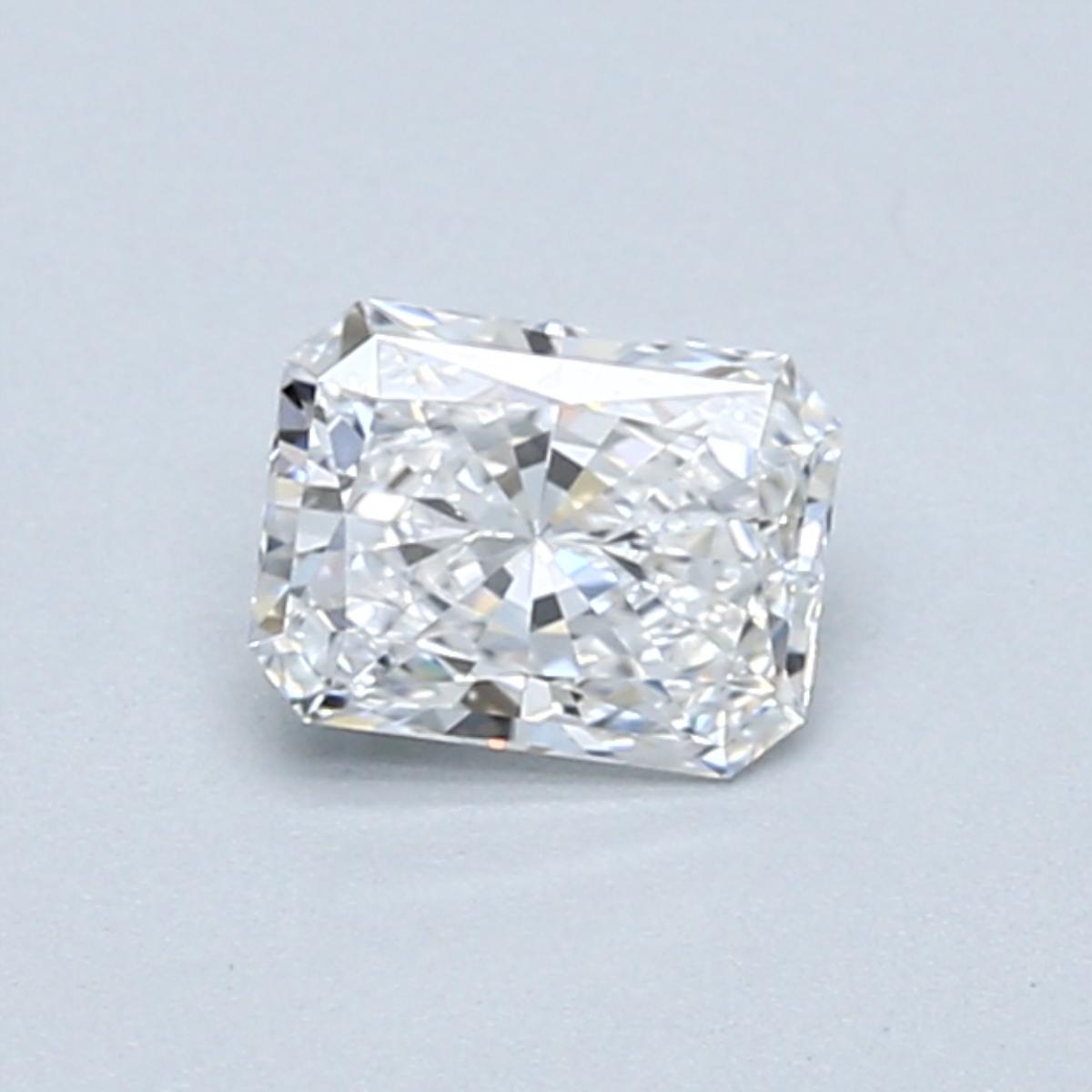 0.51-Carat Princess Cut Diamond