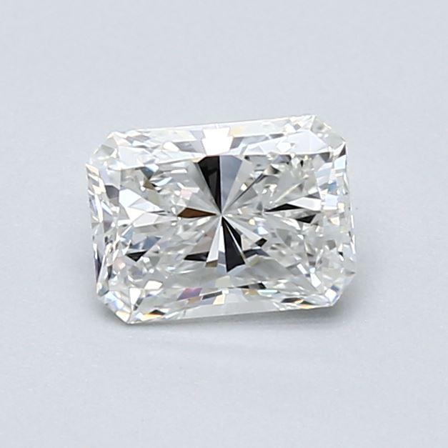 0.50-Carat Radiant Cut Diamond