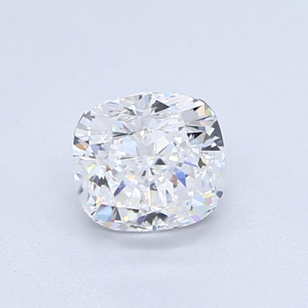 .84 carat Cushion Diamond, Very Good cut, graded by the GIA laboratories.
